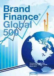 Рейтинг Brand Finance Global 500