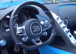 В ногу со временем: автомобили Bugatti оснастят электромотором