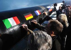 Газопровод Южный поток не соответствует законодательству Евросоюза