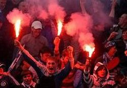 Рестораны Киева организуют самооборону накануне матча Украина-Англия