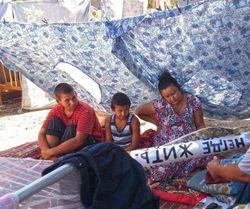 Реалии Узбекистана: семья, ожидающая пополнения, два месяца живет на улице