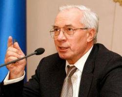 Азаров для оппозиции Украина главное -  власть, а не ЕС
