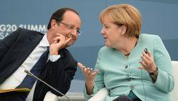 Олланд: ЕС и США вырабатывают меры по урегулированию украинского кризиса