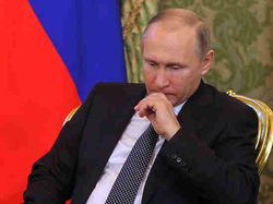 Рейтинг Путина не бывало упал