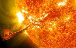 Солнце поменяло магнитные полюса – последствия