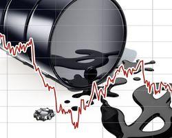 Нефть упала ниже 63 долларов за баррель