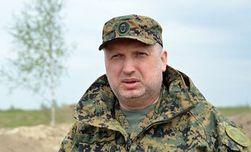 Турчинов не видит прогресса в военном сотрудничестве со стратегическими партнерами