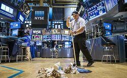 Bloomberg: Январь 2016 года – худший для бирж за семь лет