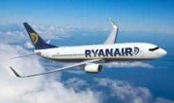 Лоукостер Ryanair приступил к работе в Украине