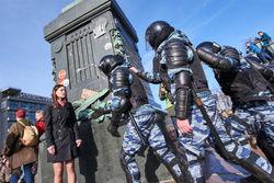 Ограничения Интернета вывели на улицы российских учащихся – Плющев