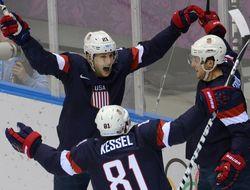 Радость американцев после победы над Россией