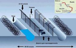 Украина отгородится от России сложными конструкциями на границе – СНБО
