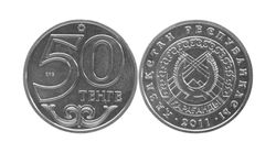 Курс тенге укрепился к швейцарскому франку