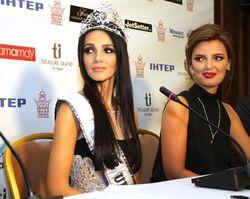 """Титул """"Мисс Вселенная Украина"""" выиграла 21-летняя винничанка"""