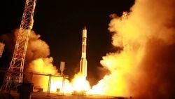 При запуске Протона-М были серьезные сбои, о которых не сообщили СМИ