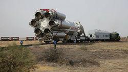 Российский «Протон» рухнул, едва взлетев с Байконура