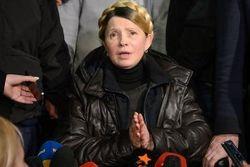 Тимошенко предложила должности участникам Майдана