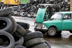 В России возобновлена программа утилизации автомобилей