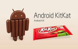 Рынок устройств на Android сигнализирует – доля KitKat превысила 5%