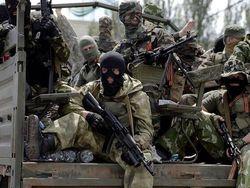 Боевики подтягивают на передовую российских наемников – штаб АТО