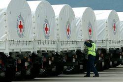 МККК фиксирует нарушение перемирия, не пропустили гуманитарную помощь