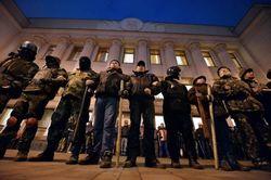Ярема приказал Самообороне Майдана снять маски