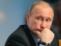 Путин провел встречу с «правительством» Крыма