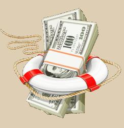 Резервный фонд России могут израсходовать еще до наступления кризиса