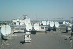 В Украине будут крупно штрафовать за спутниковые тарелки - законопроект