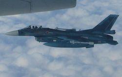 Самолеты ВВС России постоянно нарушают воздушные границы стран Балтии