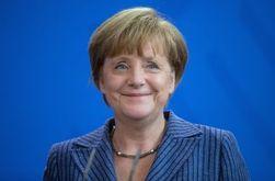 Меркель прибыла в Киев накануне Дня Независимости