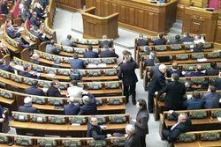 ВР Украины: Произошла драка депутатов из-за событий в Украине