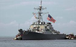 Пентагон планирует отправить новый корабль в Черное море к берегам Украины