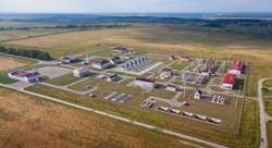Подземные газохранилища Украины заполнены на 47 процентов