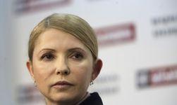 На выборы в Раду Тимошенко идет с той же командой, что и на президентские