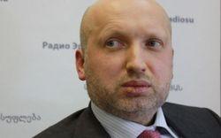 Турчинов рассказал, как будут определяться границы территорий Донбасса с особым статусом