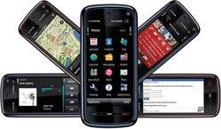 Обычные телефоны теряют популярность, уступая смартфонам
