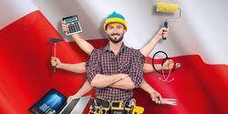 Украинские работники - мастера на все руки