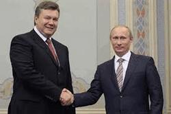 О чем договорились Путин и Янукович?