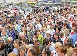 Бизнесмены Беларуси голосуют за выход из Таможенного союза