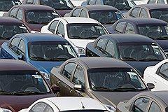 В автосалонах Украины еще можно купить иномарки без учета утильсбора