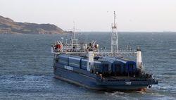 Очередной пшик в Крыму: поезда не будут переправляться на полуостров
