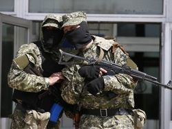 Донецкий облсовет перебрался в Мариуполь и Святогорск
