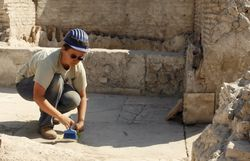 Археологи из Италии продемонстрировали раскопки средневекового города