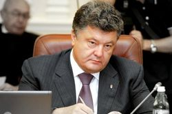 """Силы АТО переходят к плану """"Б"""" – Порошенко"""