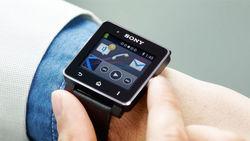 Sony может показать новые часы SmartWatch 3 и браслет SmartBand Talk
