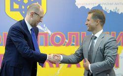 Сможет ли Яценюк оштрафовать «Газпром»
