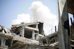 Авиация РФ разбомбила мечеть и жилой массив в Сирии