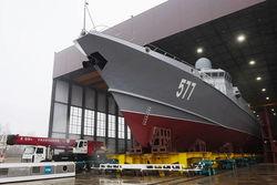 Программа строительства новых кораблей сорвана