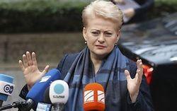 Терпение Европы на исходе, Россию ждут новые санкции – президент Литвы